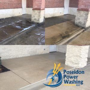 Commercial Concrete Cleaning Tyler, TX