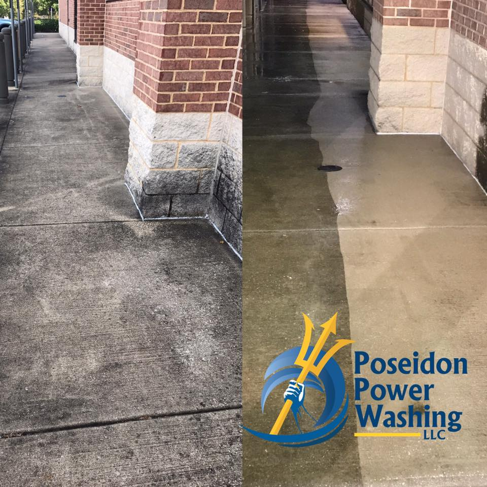Commercial Pressure Washing Tyler TX