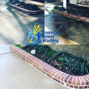 Residential Concrete Cleaning Tyler TX