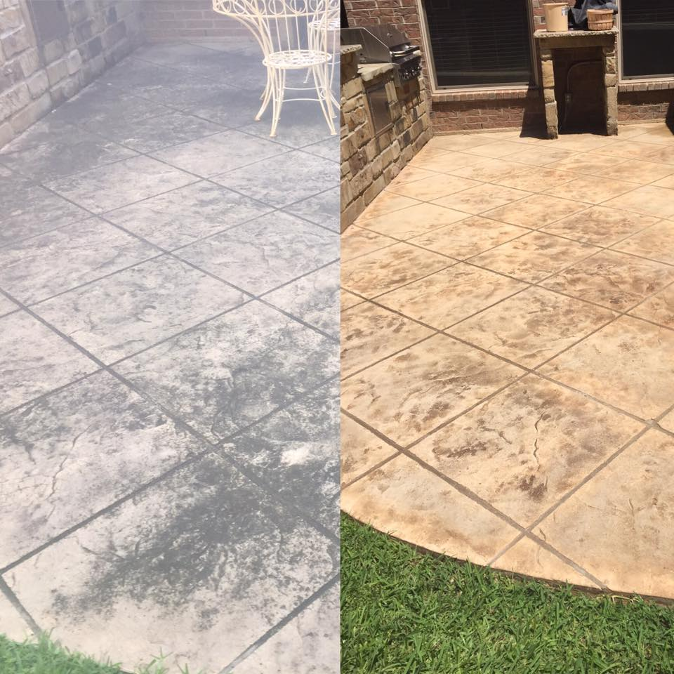 Driveway & Concrete Cleaning Tyler TX